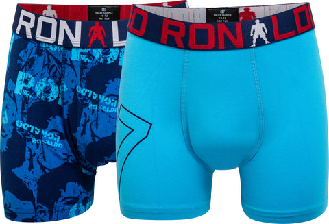 Boy's Trunk 2-Pack Cotton