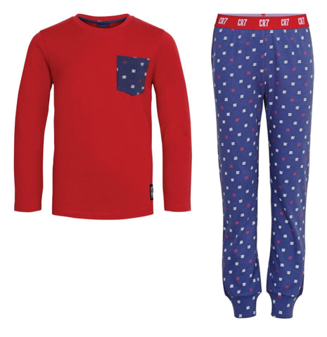 Boy's Pajamas, Long Sleeve