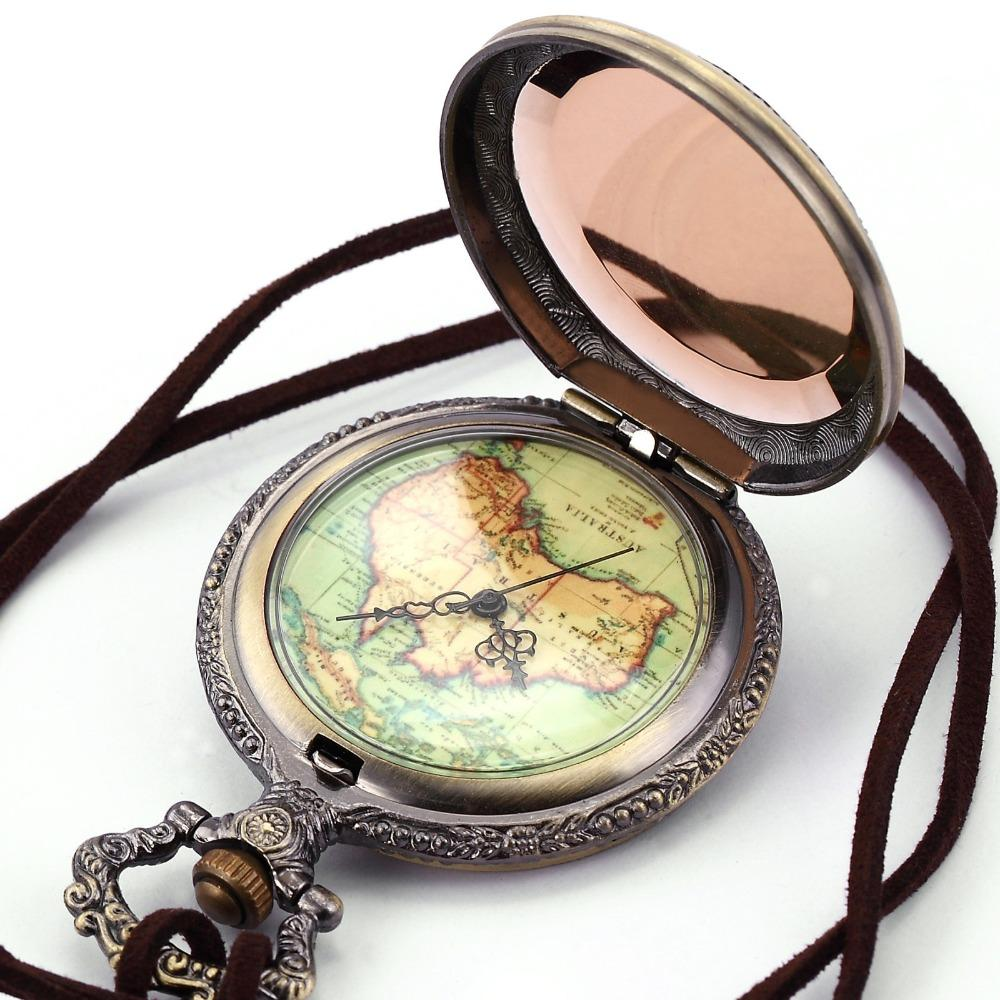 Vintage Look Pocket Watch Australia Series - Pocket Watch Store