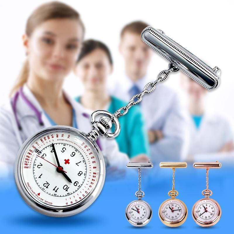Pocket Watch Store ALK VISION Nurse Watch