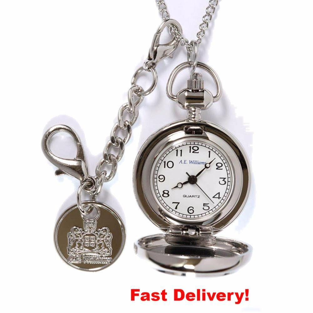 Pocket Watch Store Ladies Pendant Plain Pocket Style Watch