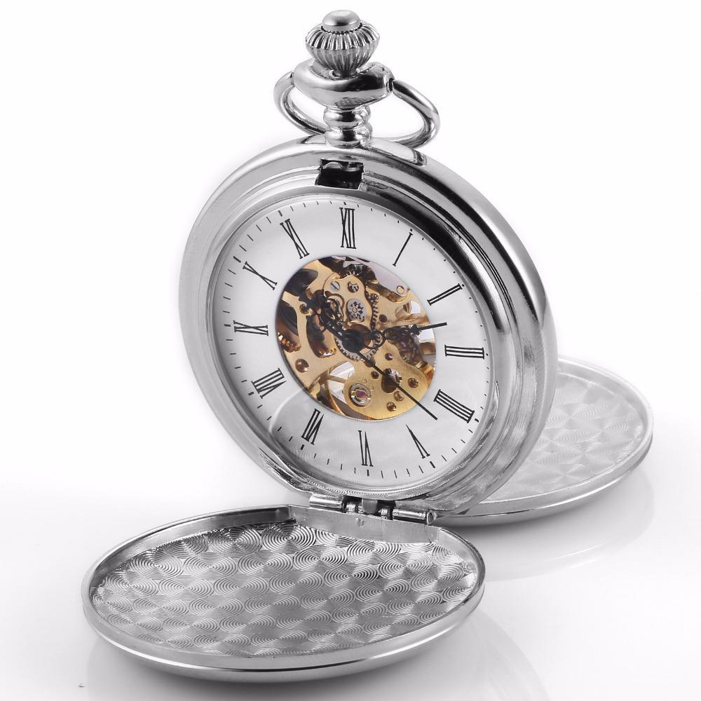 Pocket Watch Store Retro Double Hunter Pocket Watch