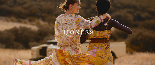 Lioness by Spell and the Gypsy Collective