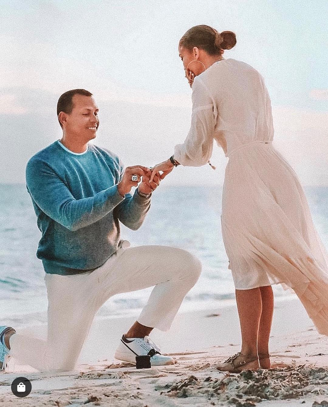 Congratulations to JLO and AROD