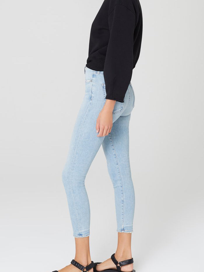 Citizens of Humanity - Rocket Crop Mid Rise Skinny - Soft Fade