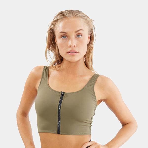 Solid & Striped - The Christie Top, Olive