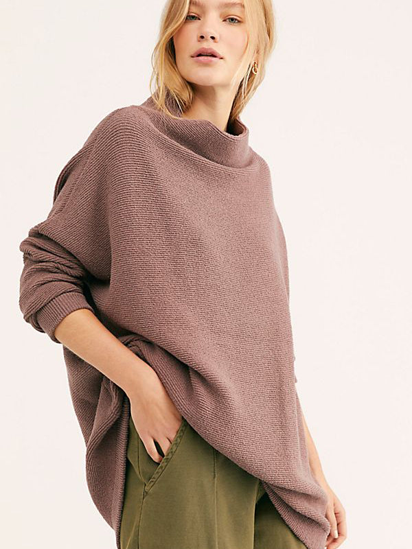 Free People - Ottoman Slouchy Tunic - Nutmeg