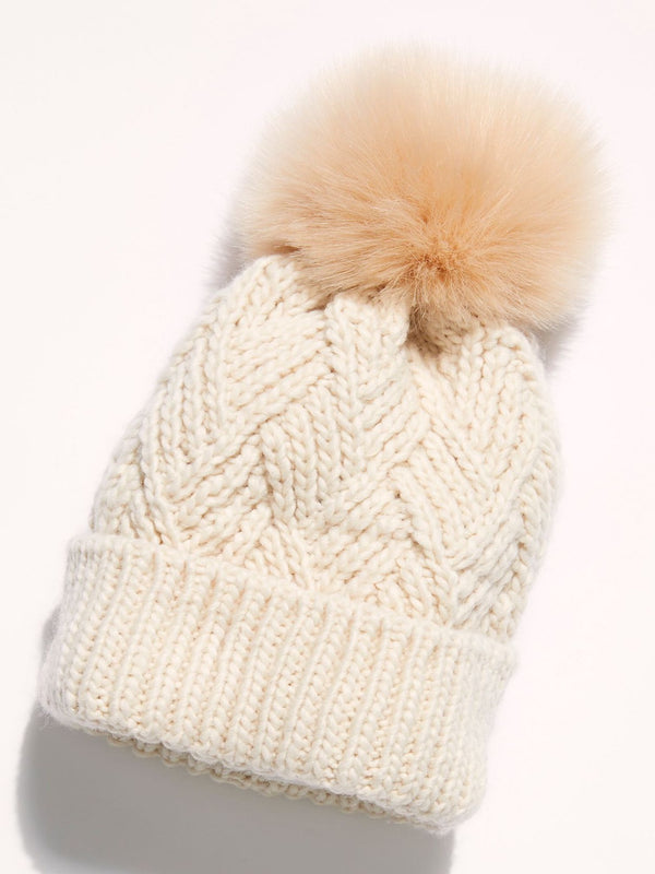 Free People - Pinnacle Pom Beanie