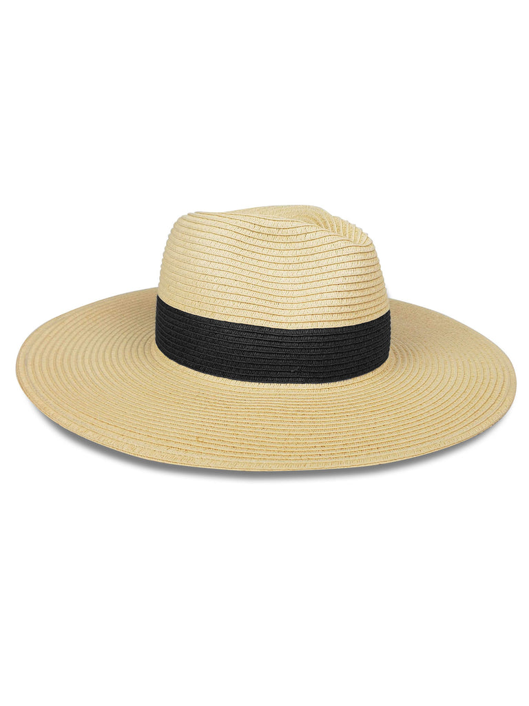 Hat Attack - Fine Continental Classic - Black