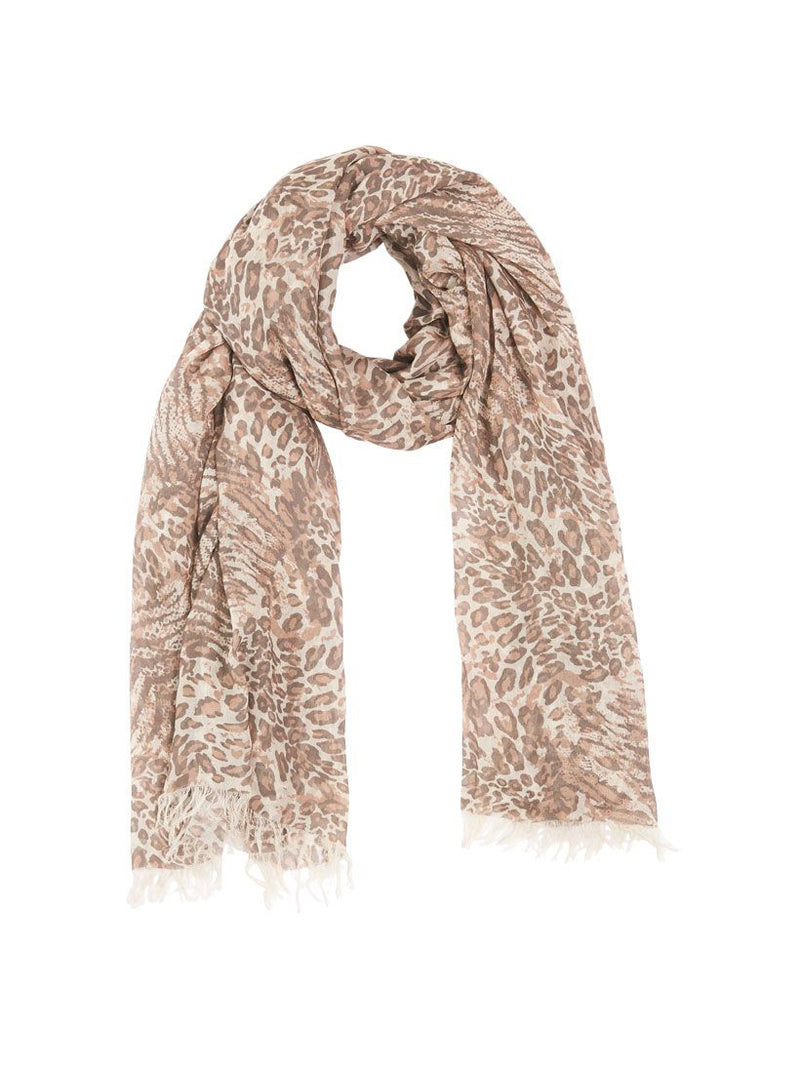 Spell - Ada Travel Scarf- Leopard