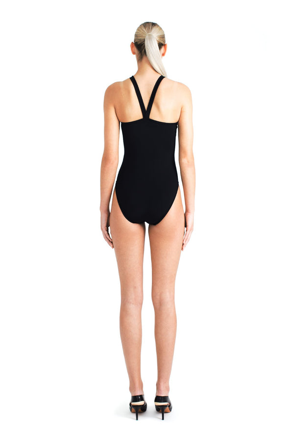 Beth Richards - Positano One Piece, Black