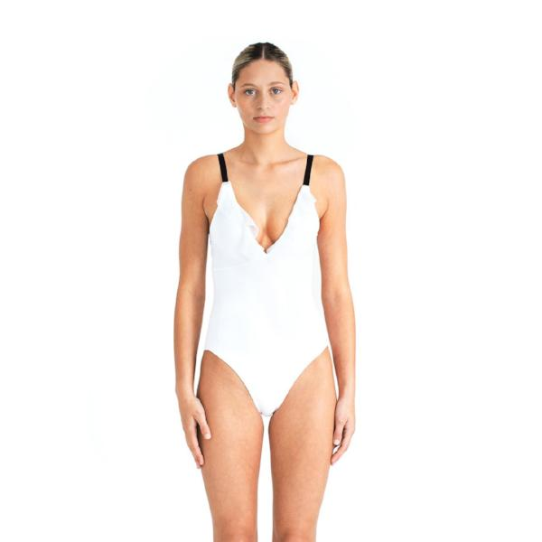 Slip One Piece, White