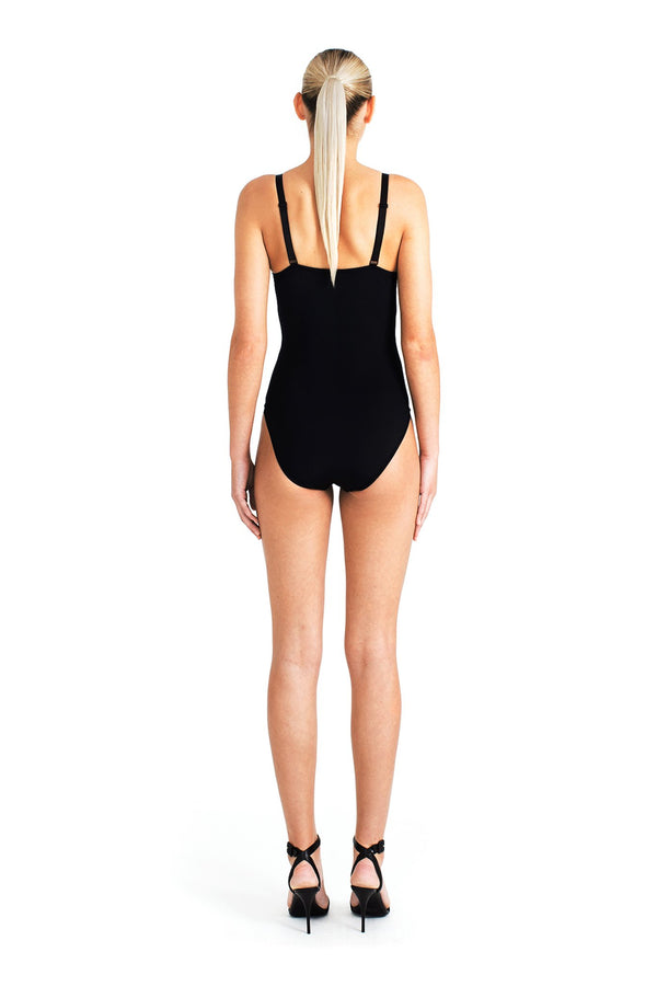 SS18 - Slip One Piece, Black