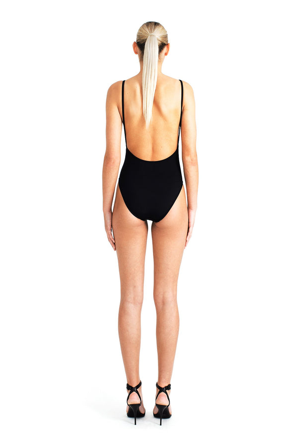 Beth Richards - Lily One Piece, Black