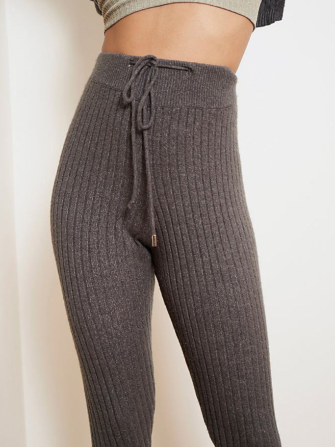 Free People - Around the Clock Joggers - Charcoal
