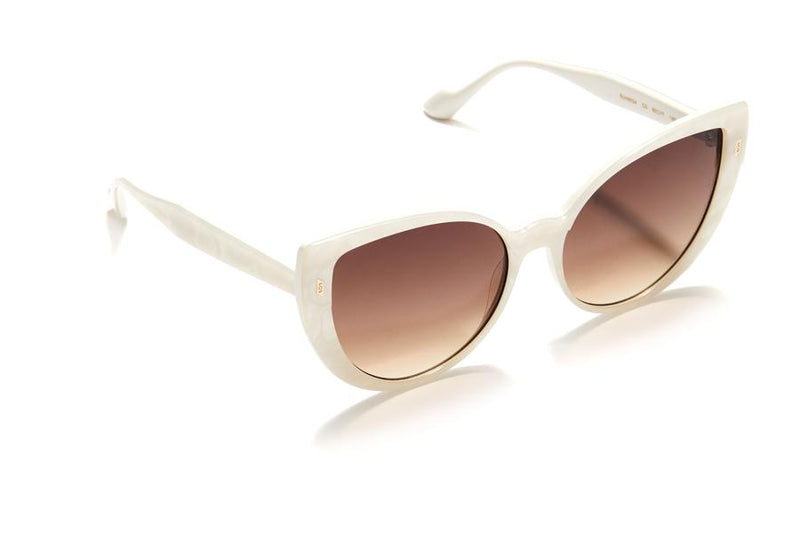 Sunday Somewhere - Julia Sunglasses - Mother of Pearl