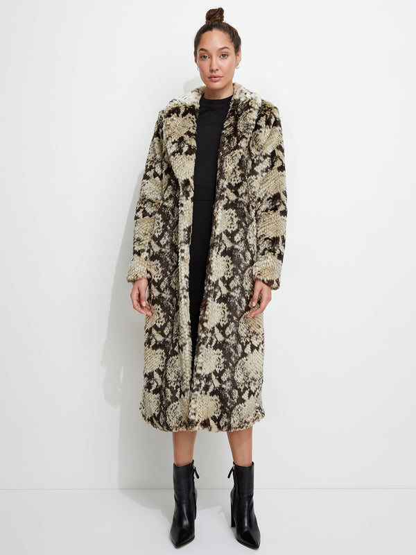 (Presale) Unreal Fur - Madam Grace Coat