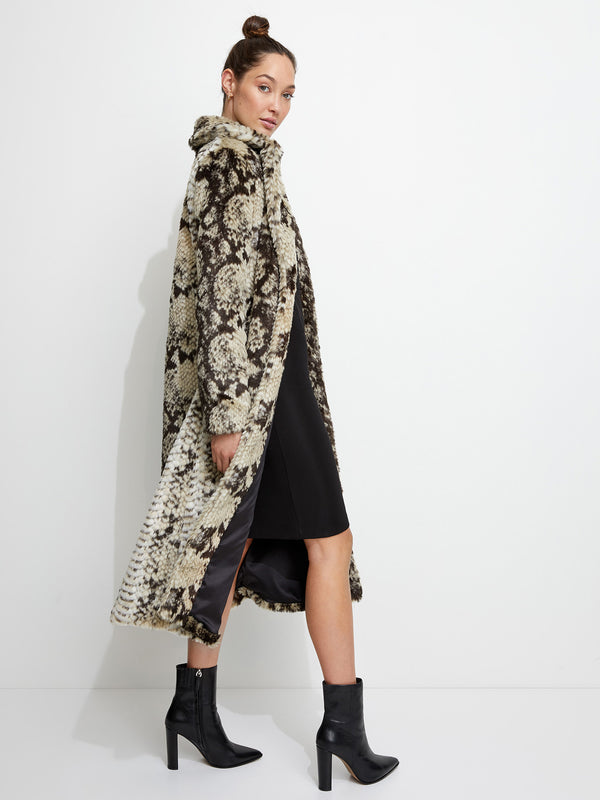 Unreal Fur - Madam Grace Coat