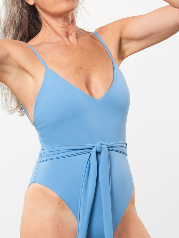 Mara Hoffman - Gamela One Piece - Blue