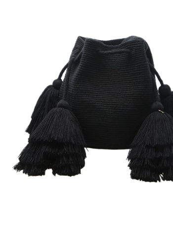 Chila - Rola Black Bag