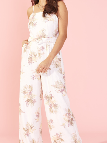 Mink Pink - Tropic Dreaming Jumpsuit - Multi