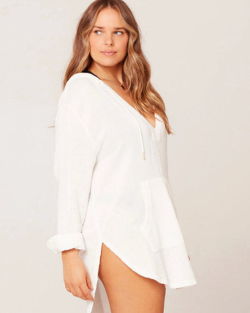 L*Space - Caswell Cover-Up White