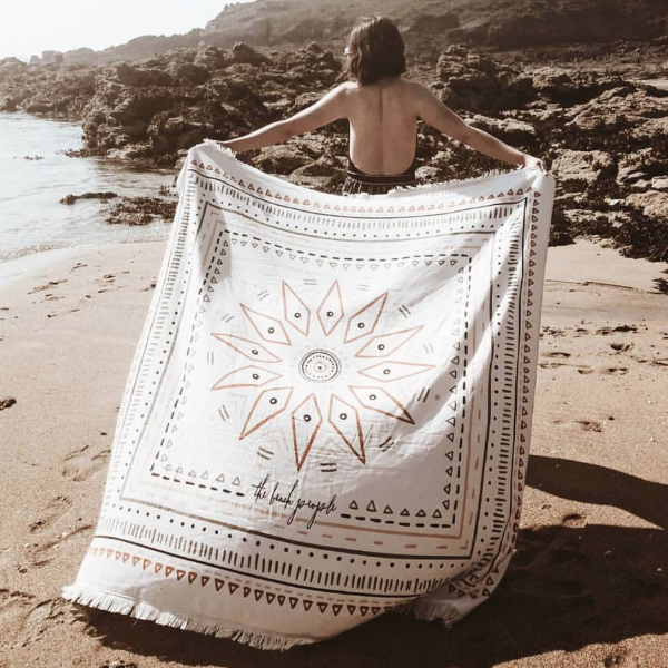 TBP - Wanderer Travel Towel