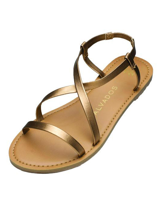 Malvados - Alanis Copper Sandals