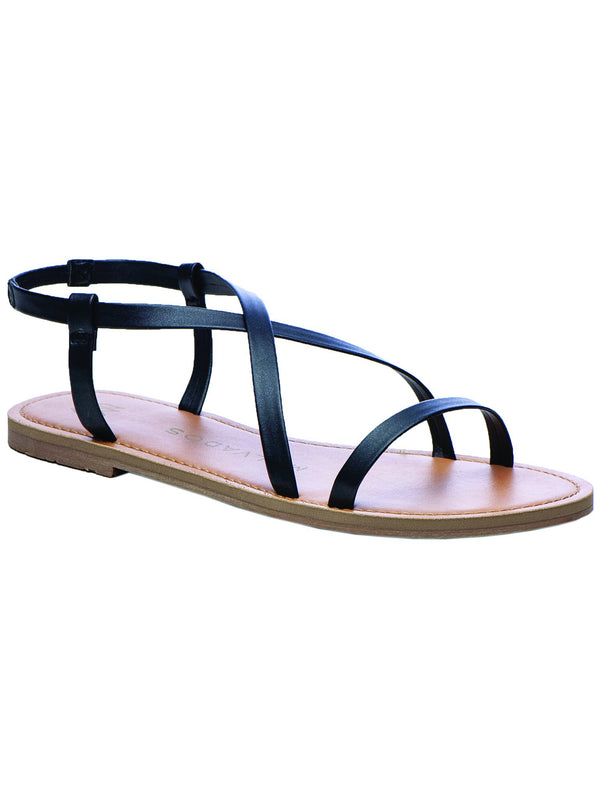 Malvados - Alanis Black Sandals