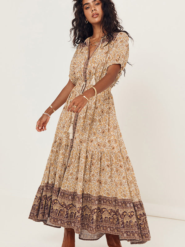 Spell Sundown Gown - Spice