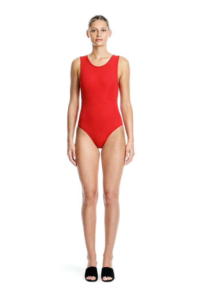 Beth - Gracie One Piece, Red