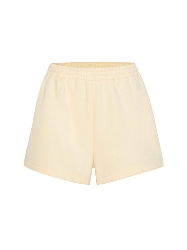 Zulu & Zephyr - Classic Fleece Short - Cream