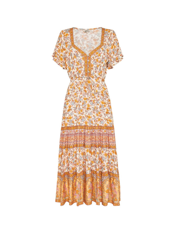 Arnhem - Honey Sundress - Coconut Cream