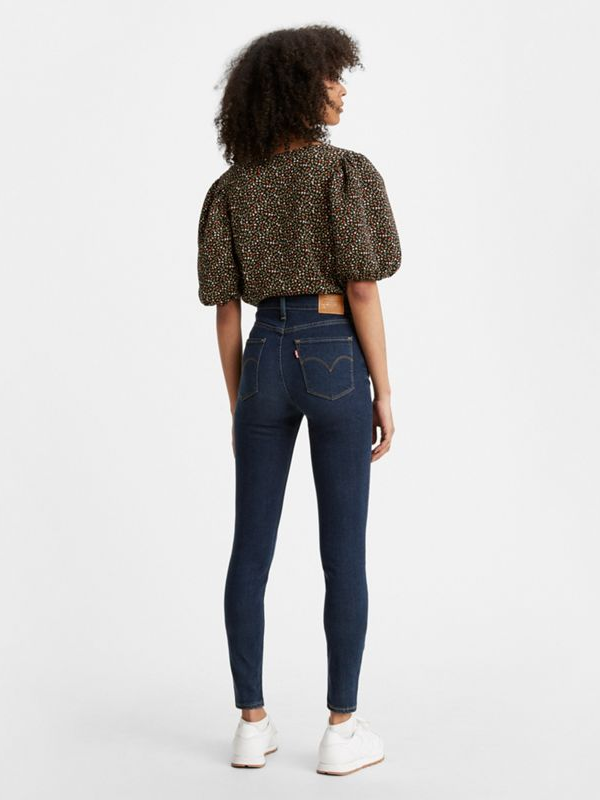 Levi's - 721 High Rise Skinny- Bogota Feels - Dark Wash