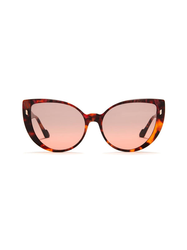Sunday Somewhere - Julia Sunglasses - Red Tort