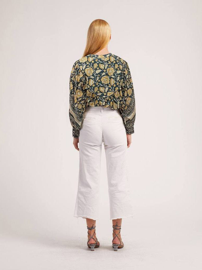 Cleobella - Julian Blouse - Sita Eclipse (Presale)