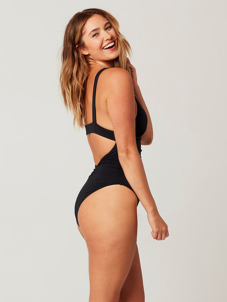 L*Space Sydney One Piece Swimsuit - Black