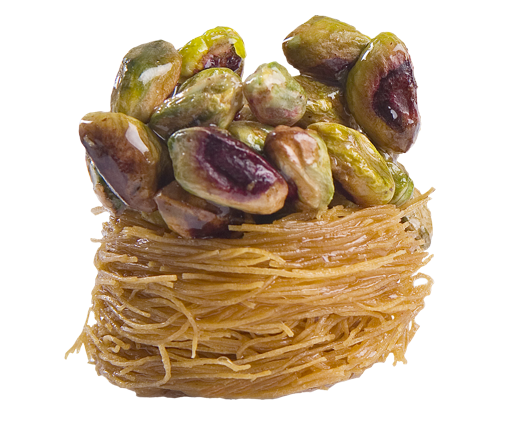 """Bird's Nest"" Pistachio"