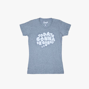 TGBG Female Grey T-Shirt