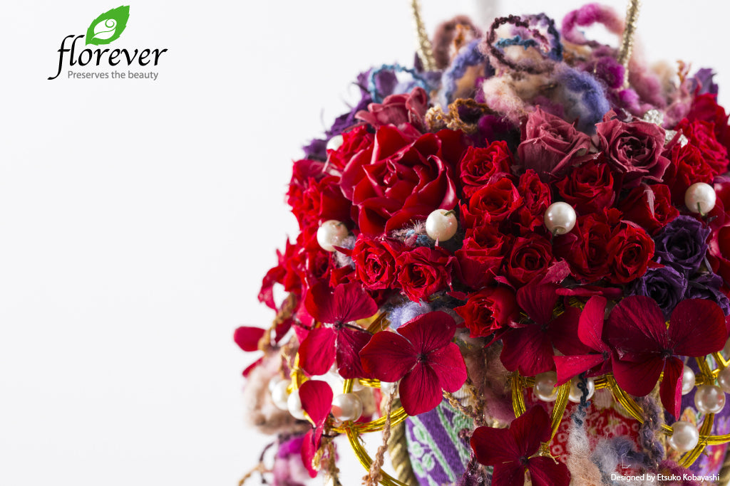 The latest world preserved flower trends