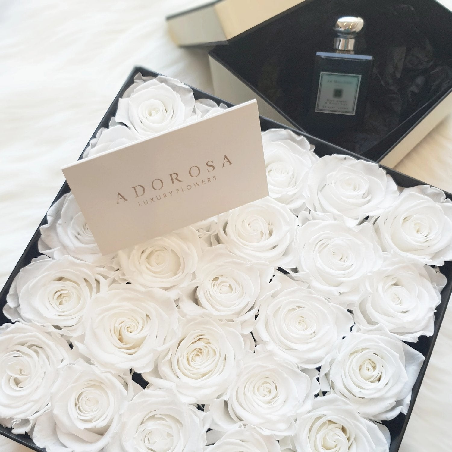 Square Rose Box