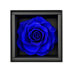 blue rose, flower box, rose delivery sydney, rose box sydney, preserved rose sydney, preserved flower sydney, birthday gift sydney