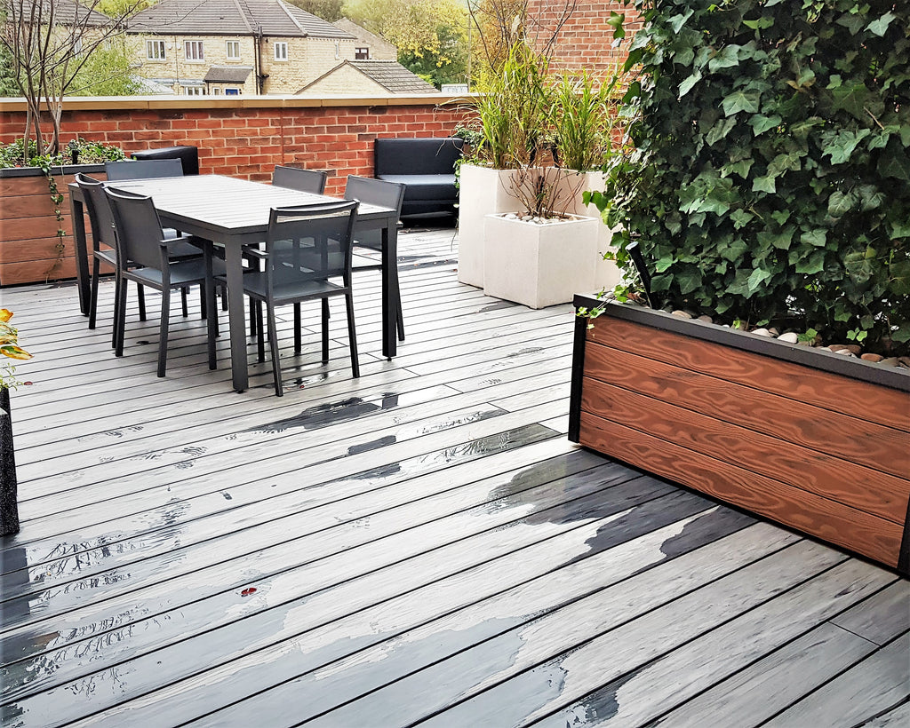 Reversible Decking Pauls Lock Mirfield
