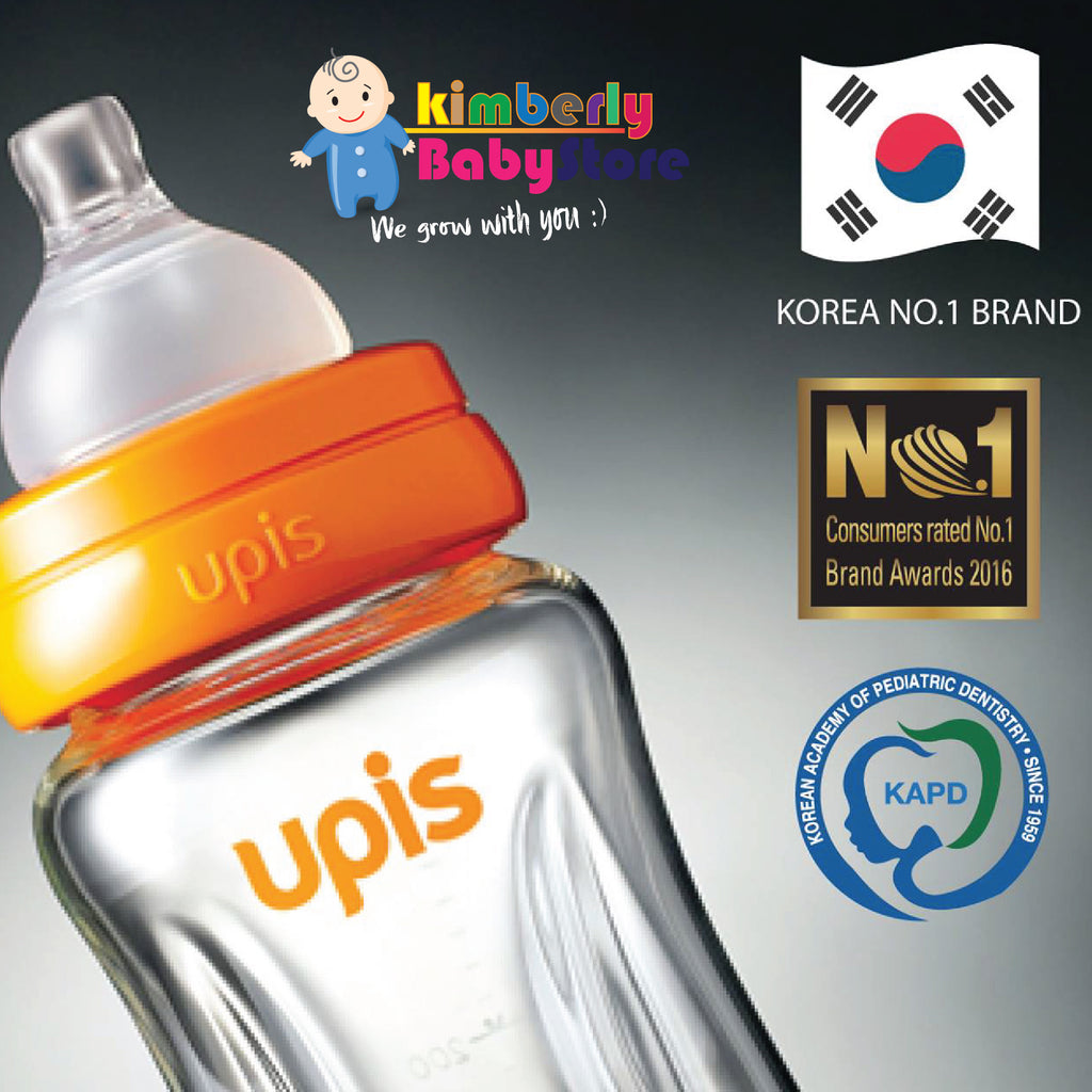 Introducing UPIS Korea Brand