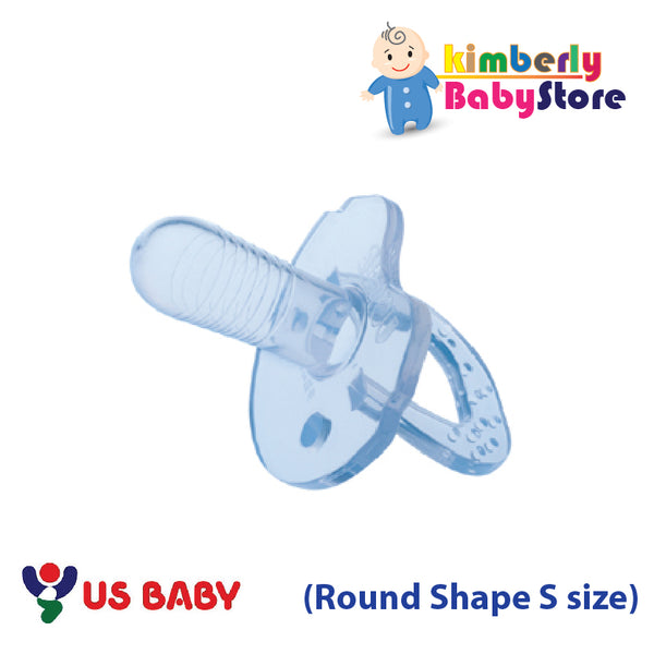 Sili-Smart Standard (Round Shape) Pacifier with case (S)