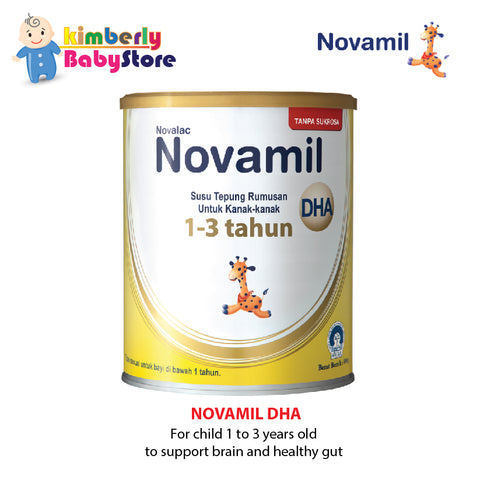 Novamil DHA Growing up Milk (1-3 years old)
