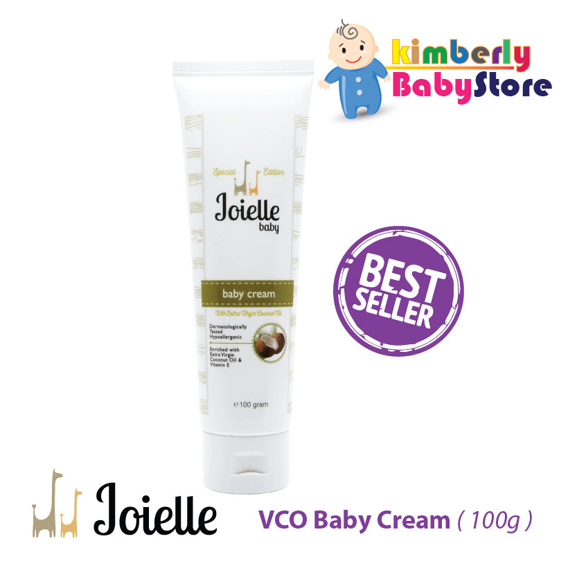 Joielle Baby Virgin Coconut Oil Cream
