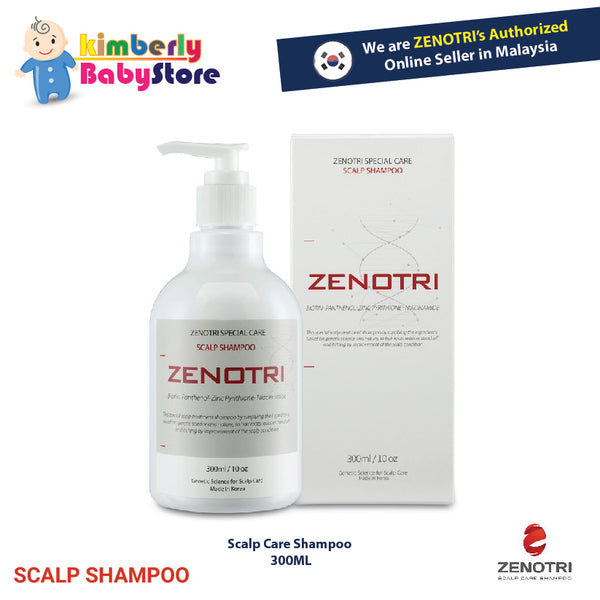 ZENOTRI Scalp Care Shampoo