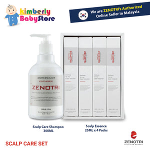 ZENOTRI Scalp Care Complete Pack