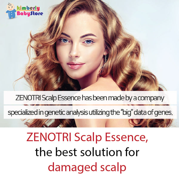 ZENOTRI Scalp Care Essence Full Pack